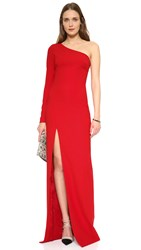 Elizabeth And James Palila Gown Red