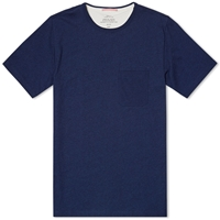 Apolis Pocket Tee Indigo