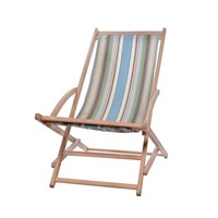 Garden Trading Deck Chair Suffolk Stripe