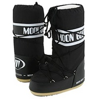 Tecnica Moon Boot Black Cold Weather Boots