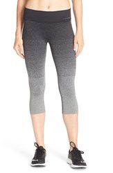 Women's Brooks 'Streaker' Capri Leggings Oxford Black