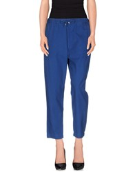 French Connection Trousers Casual Trousers Women Blue