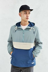 Cpo Citywide Colorblock Anorak Green Multi