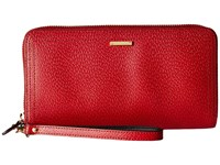 Lodis Stephanie Rfid Under Lock Key Vera Wristlet Wallet Red Wallet Handbags