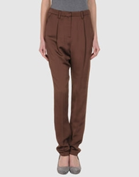 Vionnet Dress Pants Brown
