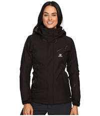 Salomon Fantasy Jacket Black Women's Coat