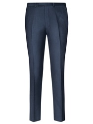 Kin By John Lewis Boston Milled Twill Slim Fit Suit Trousers Teal