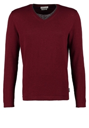 Harris Wilson Larry Jumper Brique Dark Red