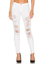 Black Orchid Jude Mid Rise Super Skinny Frost