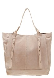 Zign Tote Bag Soft Beige