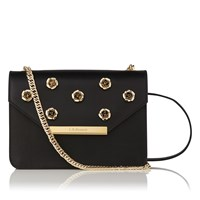 Lk Bennett Karla Shoulder Bag Black