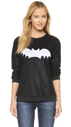 Zoe Karssen Bat Pullover Pirate Black