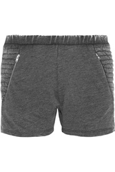 American Vintage Rexburg French Terry Biker Shorts
