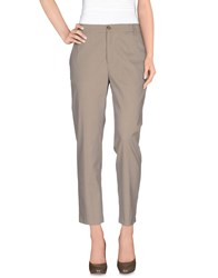 True Tradition Trousers Casual Trousers Women Light Grey