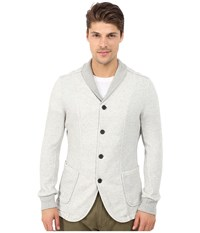 Howe Berlin Knit Blazer Breve Men's Jacket White