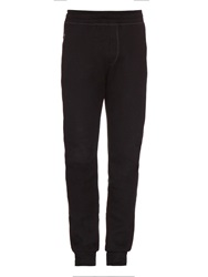 Lanvin Textured Jersey Track Pants