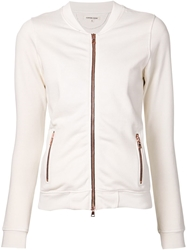 Cotton Citizen Zip Up Jacket Nude And Neutrals