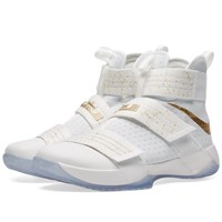 Nike Lebron Soldier 10 Sfg Limited White