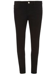 Dorothy Perkins Short Frankie Jeggings Black
