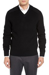 Toscano Men's V Neck Sweater