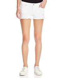 Black Orchid Lola Cutoff Shorts In Vapor