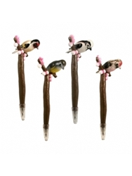 Garden Songbirds Pens Set Of 4 Only 19.99 Unique Gifts And Home Decor Karma Kiss