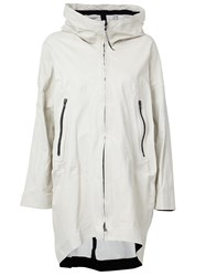 Isaac Sellam Experience 'Militante' Coat White