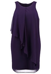 Evans Summer Dress Purple