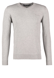 Teddy Smith Pulser Jumper Gris Chine Mottled Grey