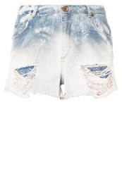 O'neill Denim Shorts White Bleached