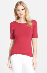 Women's Lotus Effect Reversible Elbow Sleeve Tee