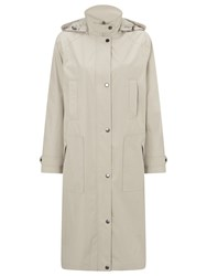Four Seasons Performance Coat Chalk