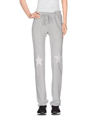 Wildfox Couture Wildfox Trousers Casual Trousers Women Light Grey