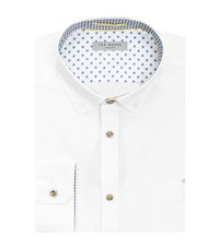 Ted Baker Gomyway Woven Shirt Male White