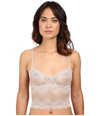 Only Hearts Club So Fine Lace Cami Vintage Women's Lingerie Brown