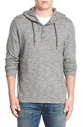 Men's Lucky Brand Sueded Jersey Hoodie