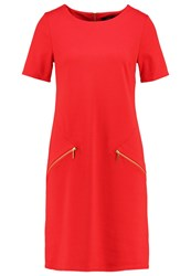 Wallis Summer Dress Red