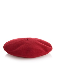 Gucci Wool Felt Beret Hat