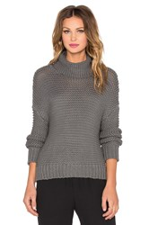 Sen Logan Sweater Gray