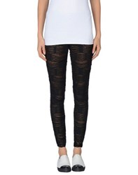 Pierre Balmain Trousers Leggings Women Black