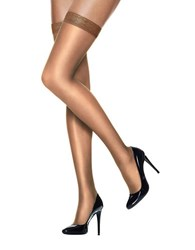 Hanes Sheer Thigh Highs Barely There