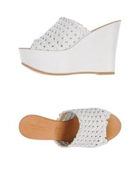 Manufacture D'essai Footwear Sandals Women