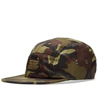 Fuct Ssdd Nylon Camp Cap Green
