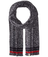 Smartwool Thunder Creek Scarf Deep Navy Scarves