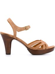 Chie Mihara 'Lamissa' Sandals Nude And Neutrals