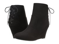 Chinese Laundry Dl Go Viral Black Women's Lace Up Boots
