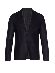 Wooyoungmi Double Faced Wool Blazer