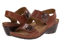 Softspots Pamela Nutmeg Melba Women's Sandals Brown