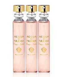 Acqua Nobile Rosa Purse Spray Refill 3 X 0.68 Oz. Acqua Di Parma