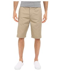 O'neill Contact Shorts Oneill Khaki Men's Shorts Beige